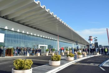 Shopping aeroporto Fiumicino