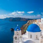 Santorini e le isole greche