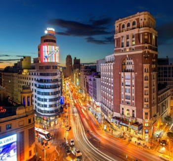 due giorni a Madrid