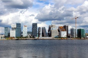 alberghi aeroporto di Oslo