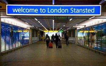 aeroporto di Londra stansted