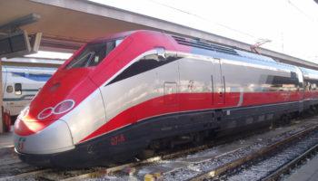 nuova tratta Venezia Roma Fiumicino