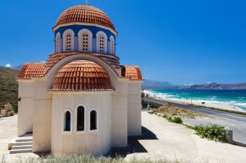 cartina della grecia