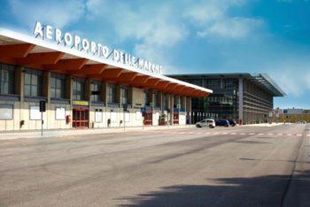 servizi aeroporto di Ancona