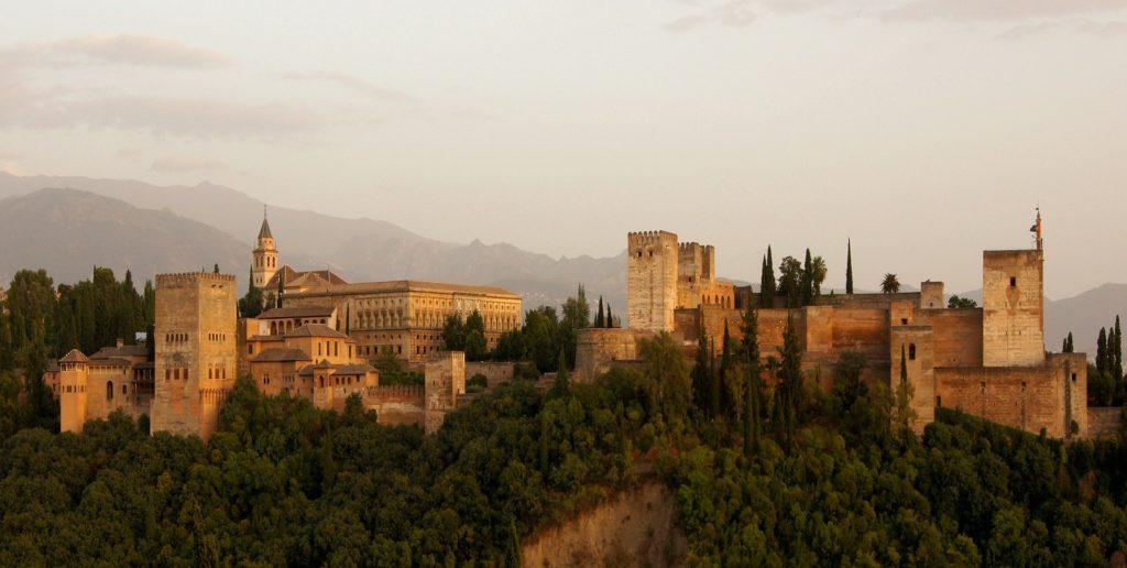 Viaggio a Granada