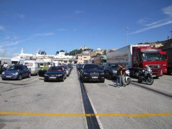 parcheggi aeroporto Ancona
