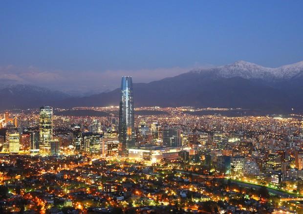 Aeroporto di Santiago del Cile
