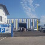 Azzurro Caravaggio FlyPark Bergamo